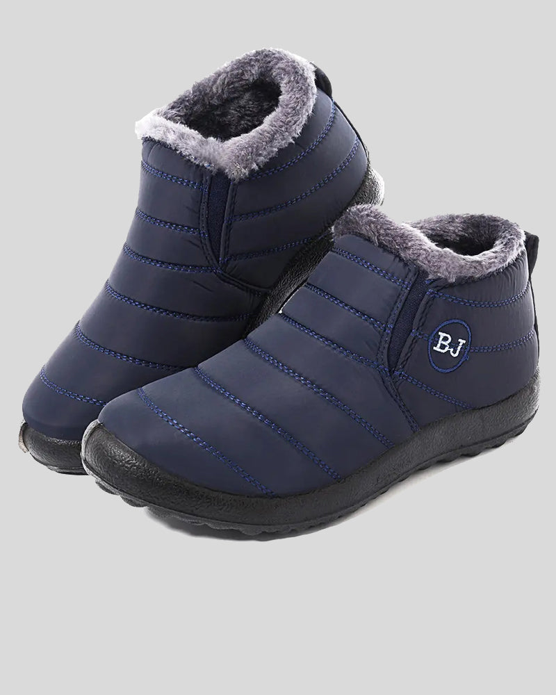 Non-slip Waterproof Cotton Boots