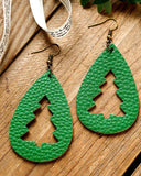 Festival Christmas Earrings