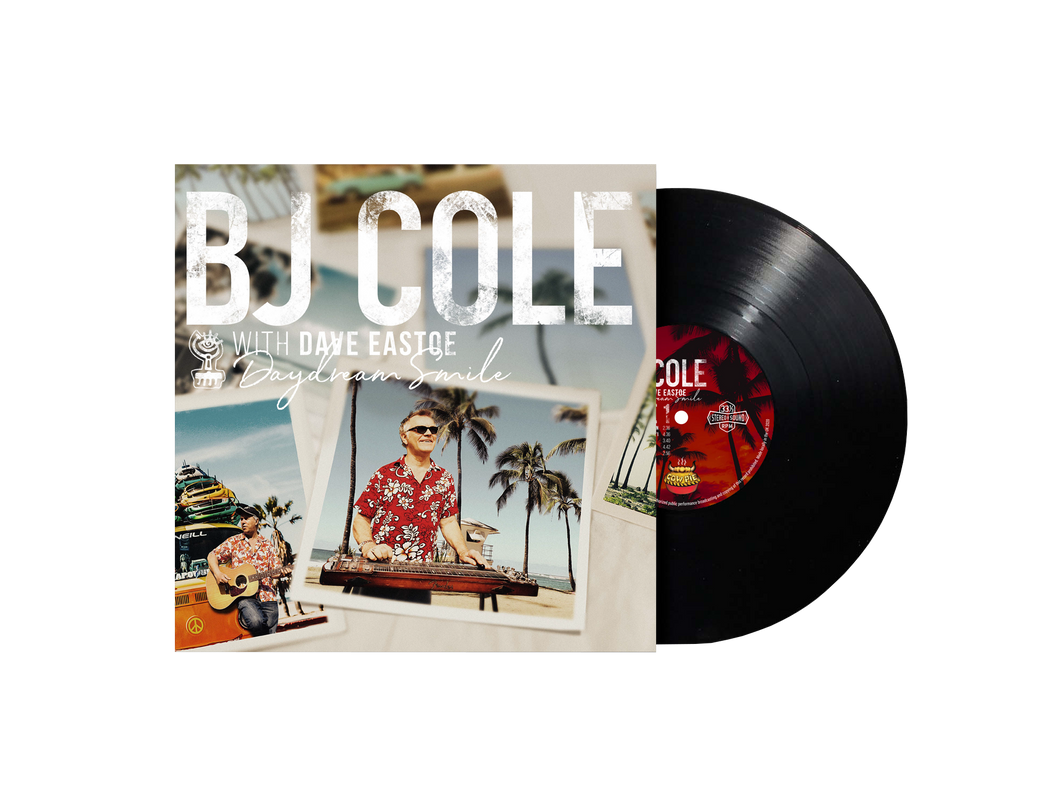 BJ Cole - Daydream Smile 180g 12