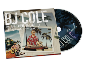 BJ Cole - Daydream Smile CD