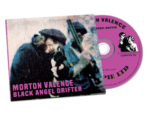 Morton Valence -- Black Angel Drifter CD
