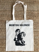 "Load image into Gallery viewer, Morton Valence canvas ""Cherubs"" tote bag"