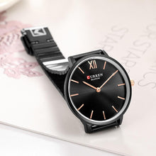 Load image into Gallery viewer, CURREN Men Stainless Steel Watch Business Sport Waterproof Quartz Watch Bahria Stores by AnzorStore in Wrist Watch
