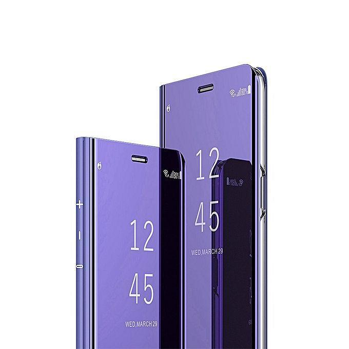 Samsung Galaxy S8 - Official Clear Sensor View Flip Cover Bahria Stores by Samsung in Accessories