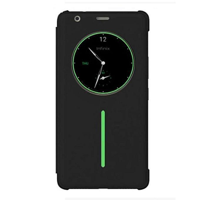 Infinix Note 4 Original Smart Cover with Battery Indicator Bahria Stores by Infinix in Smartphone Cases & Covers