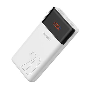 20000mAh ROMOSS LT20PS+ Power Bank Portable External Battery With QC Two-way Fast Charging Portable Charger For Phones Tablet Bahria Stores by Romoss in Power Bank