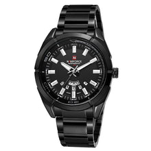 Load image into Gallery viewer, 2019 NAVIFORCE New Top Brand Men Watches Men's Full Steel Waterproof Casual Quartz Date Clock Male Wrist watch relogio masculino Bahria Stores by Bahria Stores in [product_type]