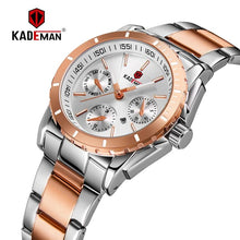 Load image into Gallery viewer, 2019 Women Watches Luxury Classic Fashion Lady Wristwatch 3ATM TOP Quality Elegant Dress Watch Original Brand Gift Quartz Clocks Bahria Stores by Bahria Stores in [product_type]