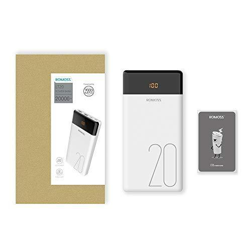 ROMOSS LT20 Portable Charger, 20000mAh Power Bank with LED Display Bahria Stores by Romoss in Power Bank