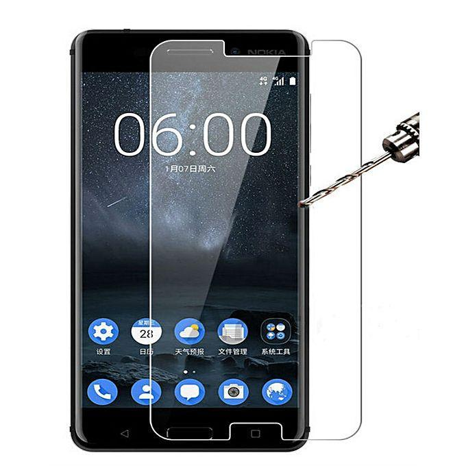 Tempered Glass Protector For Nokia 6 Price In Pakistan Bahria Stores by Bahria Stores in Screen Protectors