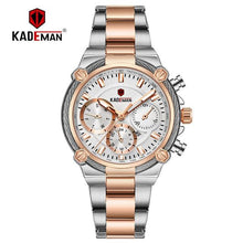 Load image into Gallery viewer, Full Steel Luxury Ladies Wristwatches TOP Quality Brand Design Women Watches 3ATM 2019 New Fashion Female Business Casual Clocks Bahria Stores by Bahria Stores in [product_type]