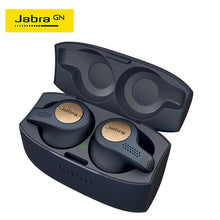 Load image into Gallery viewer, Jabra Elite Active 65t Alexa Enabled True Wireless Sports Earbuds with Charging Case Copper Blue &  Copper Red  & Titanium Black