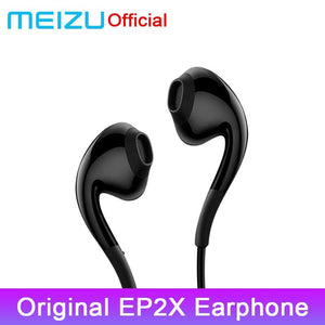 MEIZU Earphone EP2X in Ear with Microphone 14mm Superfine HD Sound Quality Headset For Meizu 16th 16x Phone