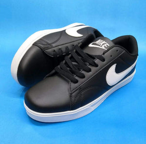 Nike Casual White on Black Sneakers for Men Bahria Stores by AnzorStore in Casual Sneakers
