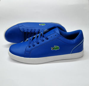 LACOSTE Lerond BL Blue Sneakers for Men Bahria Stores by AnzorStore in Casual Sneakers