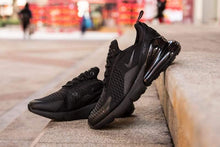 Load image into Gallery viewer, NIKE Air 270 Black Running Shoes Bahria Stores by AnzorStore in Casual Sneakers