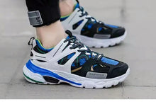 Load image into Gallery viewer, Men's Fashion Multicolor Casual Sneakers Bahria Stores by AnzorStore in Casual Sneakers