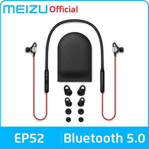 Meizu EP52 Wireless earphone Bluetooth 4.1 Sport Earphone Stereo Headset IPX5 Waterproof earphone With microphone
