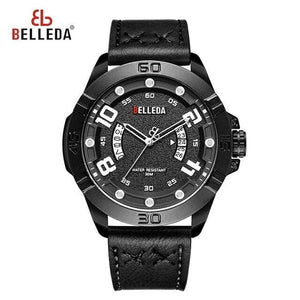 Mens Watches Top Brand Luxury Quartz Watch Men Fashion Waterproof Complete Calendar Wristwatch Anniversary Gifts for Husband New