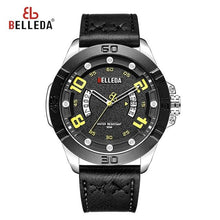 Load image into Gallery viewer, Mens Watches Top Brand Luxury Quartz Watch Men Fashion Waterproof Complete Calendar Wristwatch Anniversary Gifts for Husband New
