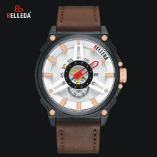 Load image into Gallery viewer, Mens Watches Top Brand Luxury Sport Quartz Military Watch Men Fashion Waterproof Complete Calendar Wristwatch relojes mujer 2019