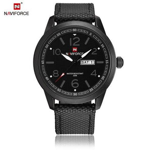 NAVIFORCE Sports Men Watch Army Military Mens Wristwatch Week Display Fashion Casual Camping Male Clock Saat Relogio Masculino Bahria Stores by Bahria Stores in Watches