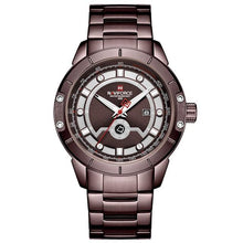 Load image into Gallery viewer, NAVIFORCE Top Fashion Brand Men Sports Watches Men Quartz Men Stainless Steel Army Military Wristwatches Relogio Masculino Bahria Stores by Bahria Stores in [product_type]