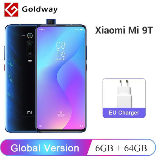 New Global Version Xiaomi Mi 9T (Redmi K20) 6GB 64GB Mobile Phone Snapdragon 730 48MP Rear Camera Pop-up Front Camera 4000mAh Bahria Stores by Xiaomi in Smartphones