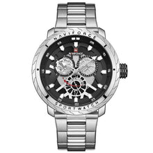 Load image into Gallery viewer, New NAVIFORCE Men Watch Bussiness Watch Stainless Steel Wristwatch Waterproof Military Watch Male Quartz Clock Relogio Masculino Bahria Stores by Bahria Stores in [product_type]