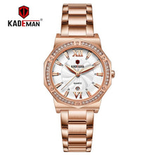 Load image into Gallery viewer, New Sweet Ladies Wristwatch Full Steel Bracelet Luxury Crystal Women Watches TOP Quality Fashion Brand Design Female Dress Watch Bahria Stores by Bahria Stores in [product_type]