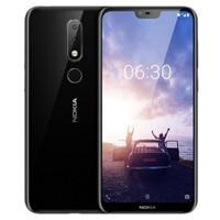 Nokia X6/6.1plus Mobile Phone 5.8 inch 18:9 FHD 6+64G Snapdragon 636 Octa Core 16.0MP+5.0MP Camera Fingerprint ID Smartphone Bahria Stores by Nokia in Smartphones