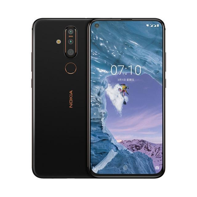 Nokia X71 Mobile Phone 6.39 inch PureDisplay eye-catching full-screen Snapdragon 660 6GB  Android 9.0 3500 mAh Smartphone Bahria Stores by Nokia in Smartphones