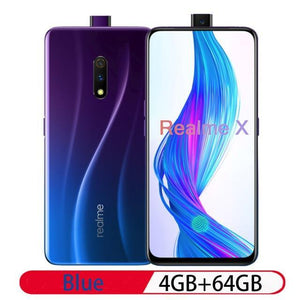 Realme X 6.53 Inch FHD+ AMOLED Bahria Stores by Realme in Smartphones