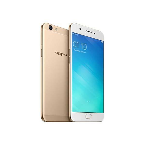 OPPO F1s 64GBMobile Phone 5.5 Inches Gold, Rose Gold Bahria Stores by Oppo in Smartphones
