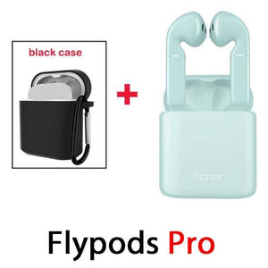 Original Huawei Honor Flypods Pro Wireless Earphone Hi-Fi HI-RES WIRELESS AUDIO Waterproof IP54 Wireless Charge Bluetooth 5.0