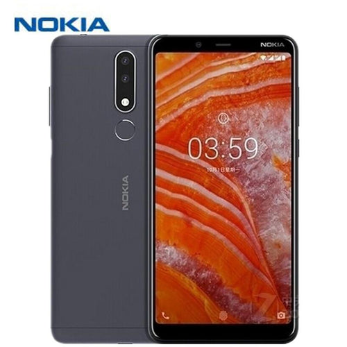 Original Nokia 3.1 Plus 4G Smartphone 6.0'' Android 8.1 MTK 6762 Octa Core 3+ 32GB ROM 13.0MP+5.0MP Rear Cameras Mobile Phone Bahria Stores by Nokia in Smartphones