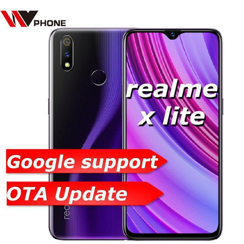 Realme X lite 4G LTE Snapdragon 710 Bahria Stores by Realme in Smartphones