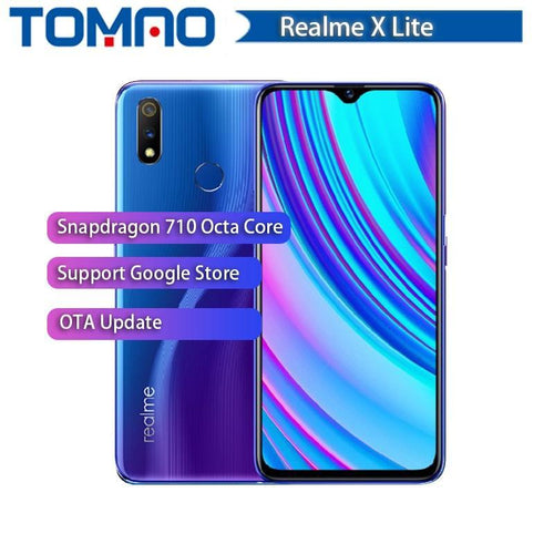 Realme X Lite 4/6G 64/128G Bahria Stores by Realme in Smartphones