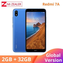 "Load image into Gallery viewer, Original Redmi 7A 2GB 32GB Mobile Phone  Snapdargon 439 Octa core 5.45"" 4000mAh Battery Smartphone Bahria Stores by Xiaomi in Smartphones"