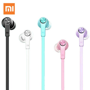 Original Xiaomi Earphone Mi Colorful version Earphones Mi 3.5MM In-Ear Wired Control With MIC for Huawei Xiaomi Mi Smartphon