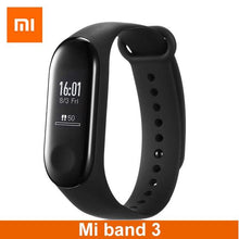 Load image into Gallery viewer, Original Xiaomi Mi Band 3 Smart Bracelet Heart Rate Monitor Bluetooth 4.2 PK MiBand 2 Smart Watch Touch Screen OLED