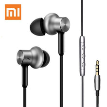 Load image into Gallery viewer, Original Xiaomi Mi In-Ear Hybrid Pro HD Earphone With Mic Noise Cancelling Mi earphones for huawei xiaomi mi6 Redmi 4