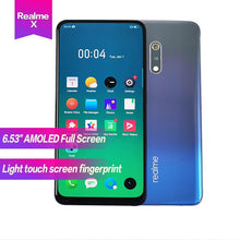 "Load image into Gallery viewer, Realme X 6.53""AMOLED Screen Bahria Stores by Realme in Smartphones"