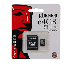 Kingston 64GB Memory Card Bahria Stores by Kingston in Memory Card