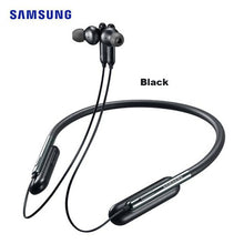 Load image into Gallery viewer, Samsung U Flex Bluetooth Headset with Flexible Design Seamless Music Playback Neckband Hearphone for Galaxy S10 EO-BG950