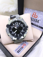 Load image into Gallery viewer, Original BELLEDA Limited Stock Camouflage Hybrid Military Wrist Watch Bahria Stores by AnzorStore in Wrist Watch