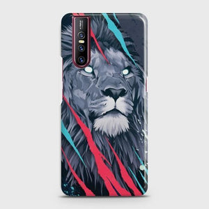 VIVO V15 PRO Abstract Animated Lion Case Bahria Stores by Bahria Stores in [product_type]