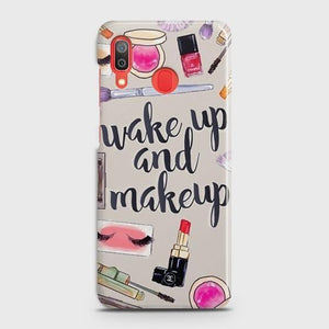 SAMSUNG GALAXY A20 Wakeup N Makeup Case Bahria Stores by Bahria Stores in [product_type]
