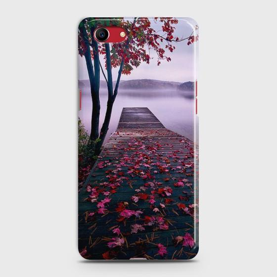OPPO A1K Beautiful Nature Case Bahria Stores by CaseFactory in Customized Case