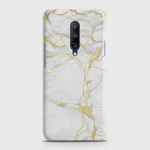 ONEPLUS 7 PRO Minimal Golden Lines Case Bahria Stores by CaseFactory in Customized Case